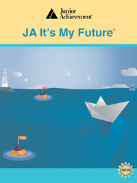 JA It's My Future Blended Model curriculum cover